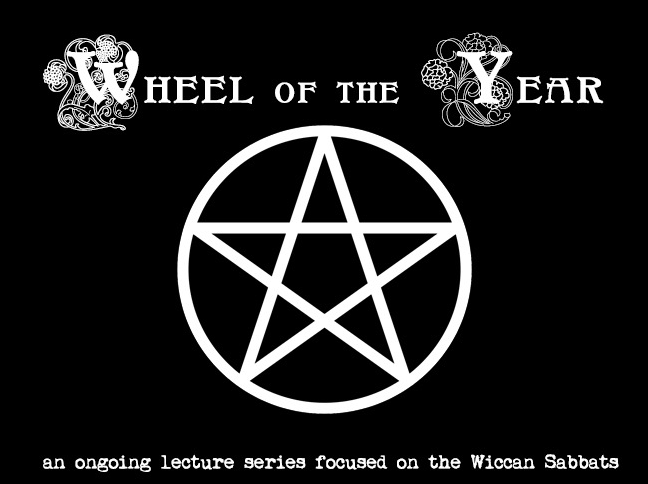 Wheel of the Year Classes with Meagan Angus ⋆ See You In Class, Witch